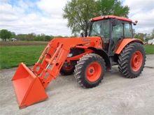 2011 KUBOTA M110X Tractors