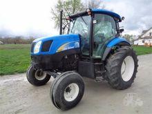 2008 NEW HOLLAND T6020 Tractors