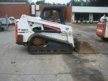 2011 Bobcat T630 Compact track