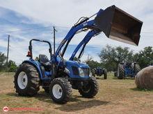 2007 New Holland TC55DA Tractor