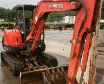 2013 KUBOTA KX121 Excavators