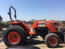 KUBOTA MX5000 Tractors