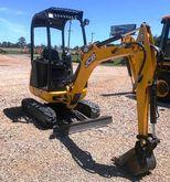 2012 Jcb 8018CTS Excavators