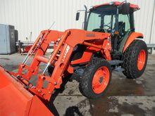 2013 KUBOTA M7040HDC Tractors