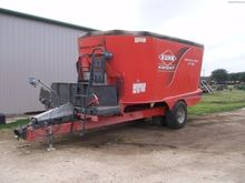 2011 KUHN VT1100 Feed mixers