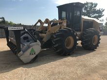 2011 CATERPILLAR 553 Mulcher