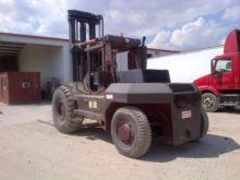 1983 TAYLOR TEB250M Forklifts