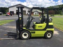2014 CLARK CQ25L Forklifts