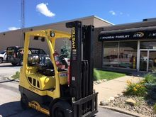 2005 Hyster S50FT Forklifts