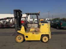 2001 HYSTER S155xl Forklifts