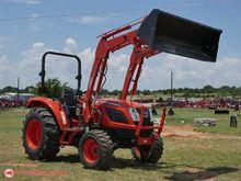 2016 KIOTI NX6010 HST Tractors