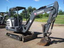 2015 TEREX TC35 Excavators
