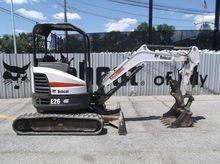 2013 Bobcat E26 Excavators