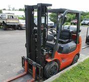 2007 TOYOTA 7FGCU25 Forklifts