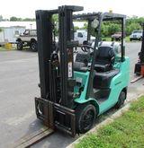 2010 MITSUBISHI FGC25N Forklift
