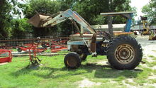 FORD Ford 4600 diesel tractor w