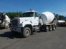1999 VOLVO ACL64F Mixers
