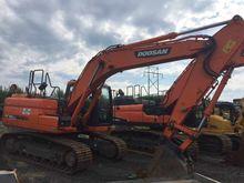 2014 Doosan DX180LC-3 Excavator