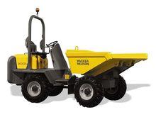 2016 Wacker 3001 Wheel Dumper D