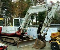 2004 Takeuchi TB175CR Excavator