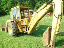 Ford 4500 Backhoes