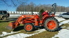 Kubota L2550GST Compact tractor