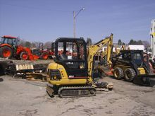 Caterpillar 301.8C Excavators