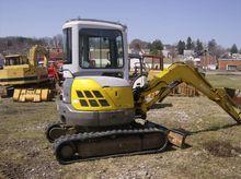 Kobelco SK35 Excavators