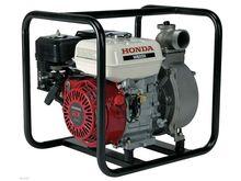 2012 Honda Power Equip WB20 Gen