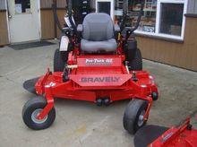 2012 Gravely Pro-Turn 460 (Kawa