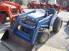 Ford 1520 Compact tractors