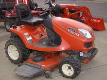 Kubota GR2100 Mower
