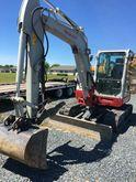 2016 Takeuchi TB260 Excavators