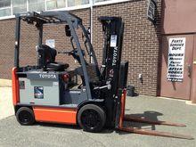 2013 Toyota 8FBCU30 Forklifts