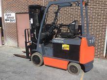 2012 Toyota 8FBCU32 Forklifts