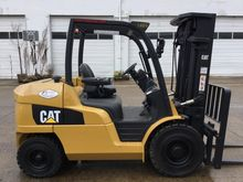 2012 Caterpillar PD10000 Forkli