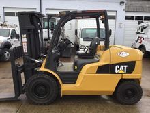 2012 Caterpillar PD11000 Forkli