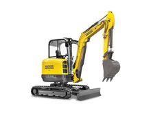 2016 Wacker EZ38 Excavators