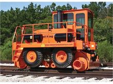 2011 Rail King RK285 Railroad e