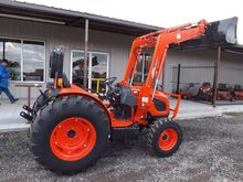2016 Kioti DK4510 Tractors