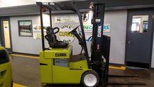 2011 Clark TMX15S Forklifts