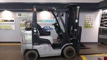 2011 Nissan AF30 Forklifts