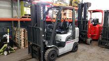 2011 Nissan AF50 Forklifts