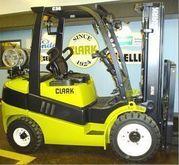2017 Clark C30L Forklifts