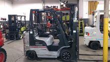 2013 Nissan CF50 Forklifts