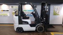 2010 Nissan CF50 Forklifts