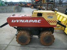 2010 Dynapac LP8504 Compactors
