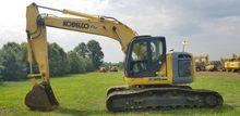 2012 Kobelco 235SR Acera Excava