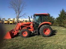 2013 Kubota M6060 - 4WD Tractor