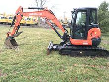 2013 Kubota U55 Excavators